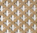 Fleur De Lys 28mm Oak  Veneered MDF Decorative Screening Panel 1800mm x 600mm x 4mm
